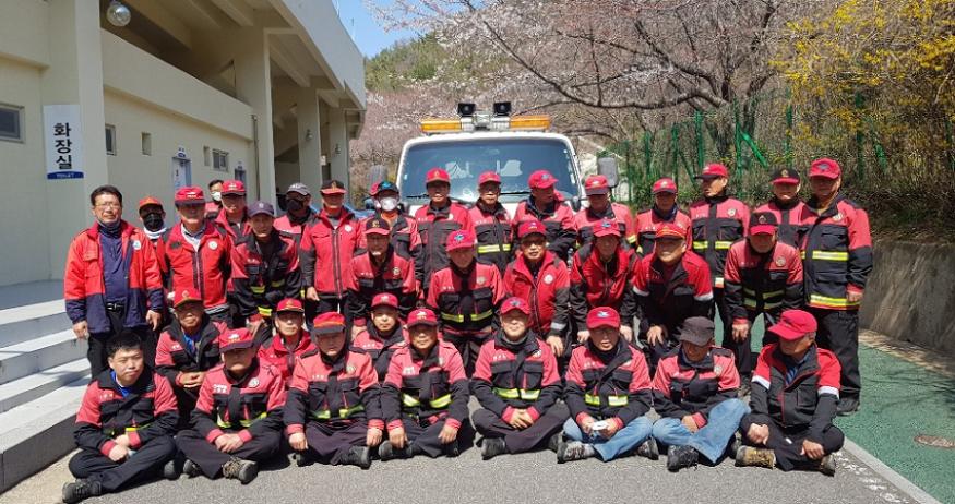 2-1. 여수시 산림과 공무원, '산불 방화자 잠복 중 검거'.png