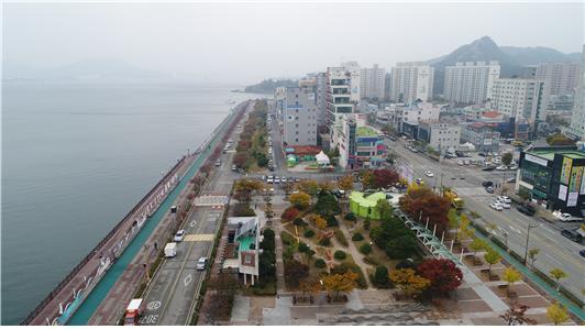 1. 목포 평화광장 일원에 남도음식거리 조성된다. (평화광장 전경).jpg